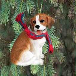 Beagle X-Mas Ornament
