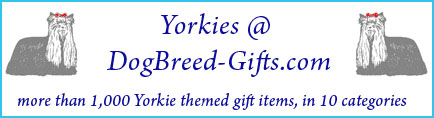 An online shopping guide e-specially for Yorkshire Terrier loving people